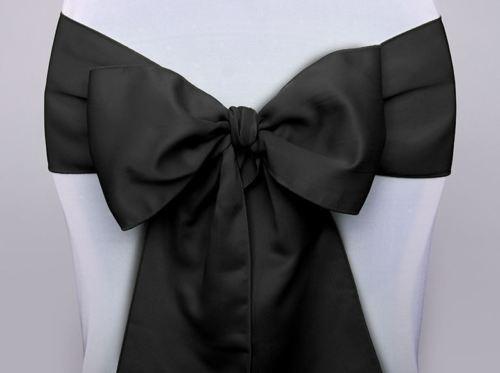 Stuhlschleife schwarz